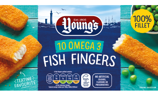 Youngs Fish Finger