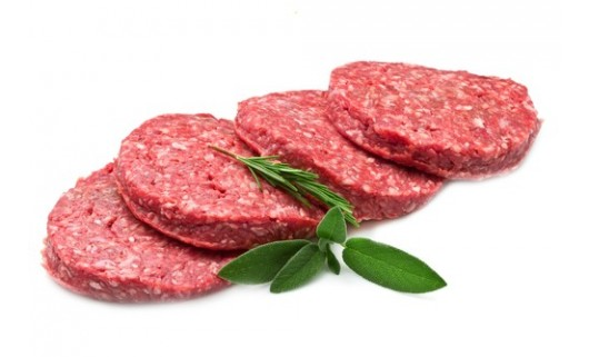 Gourmet Beef Burger infused with Onion, Black Pepper, Red Pepper & Natural Spices
