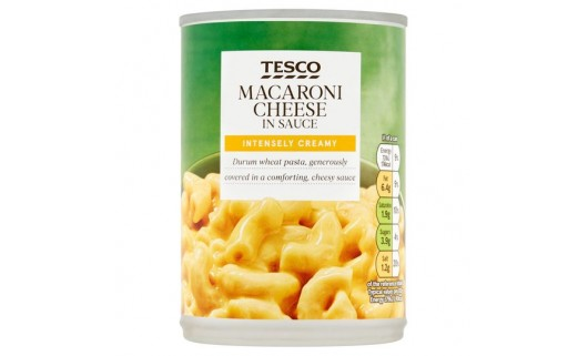 Tesco Macaroni Cheese In Sauce