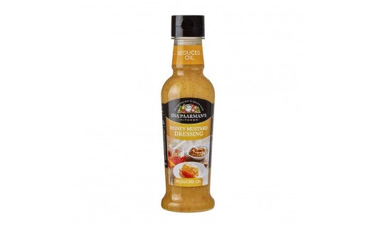 Ina Paarmans Honey Mustard Dressing (Reduced Oil)