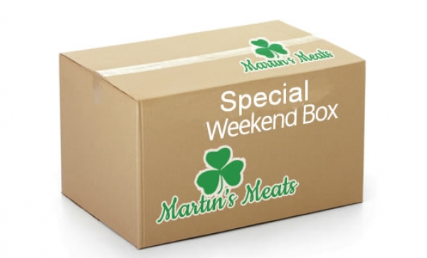Special Weekend Box - ONLY 295 AED