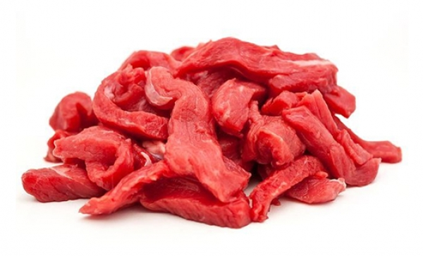 Chilled New Zealand Beef Strips